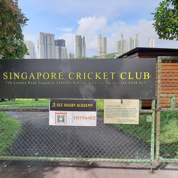 Singapore Cricket Club (Dempsey)