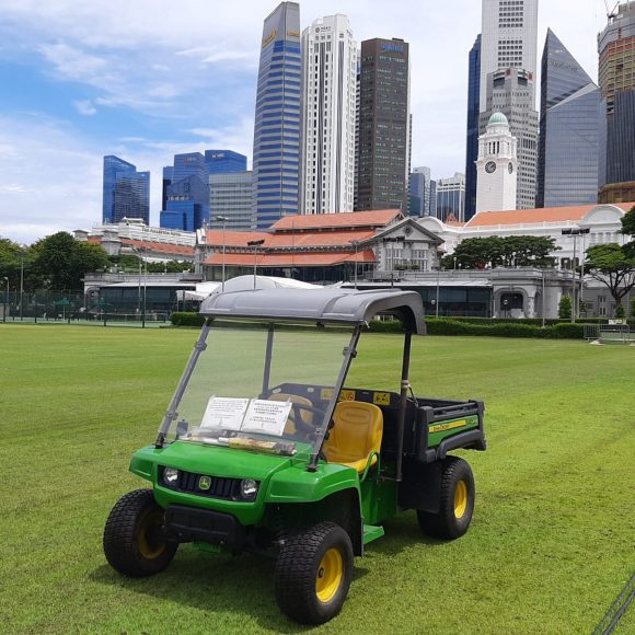 Singapore Cricket Club (Padang)
